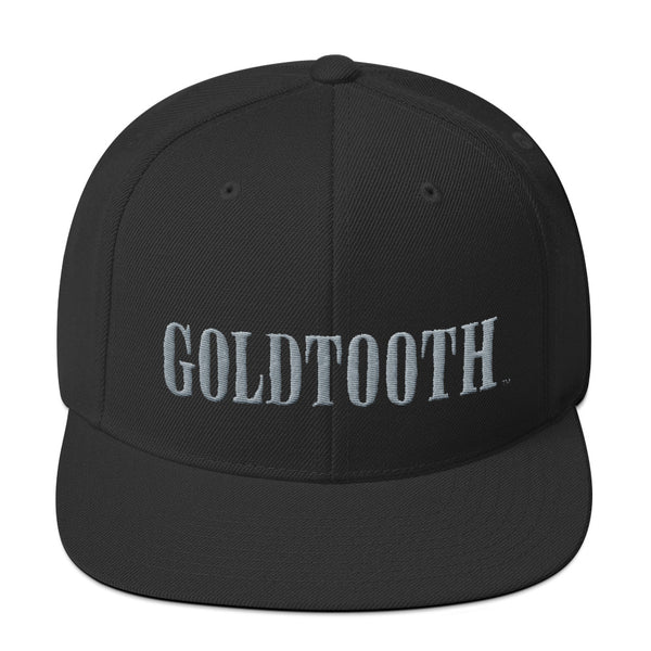 Goldtooth Snapback Hat