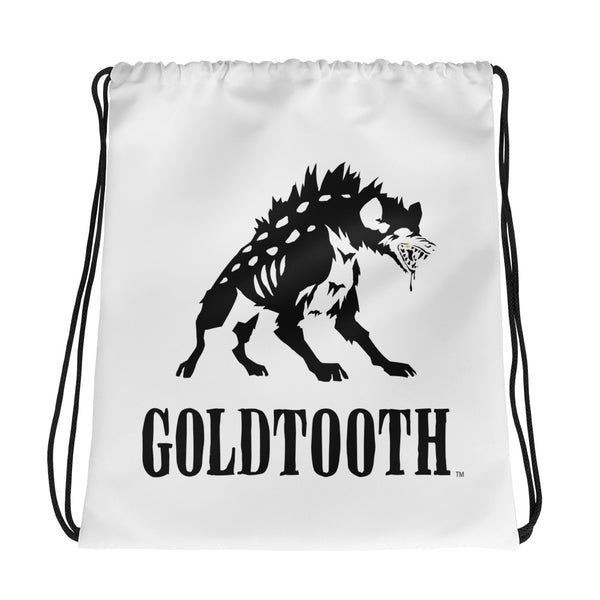Goldtooth Drawstring bag