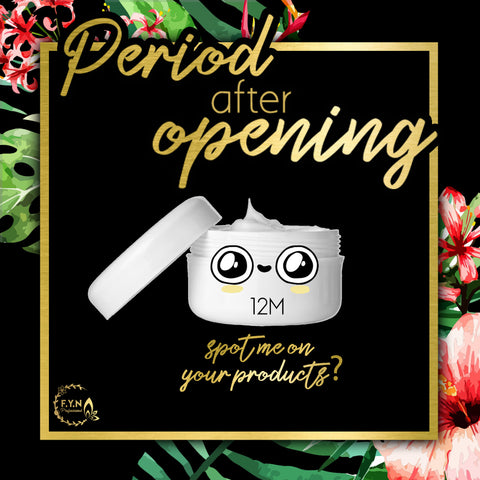 Period after opening by F.Y.N Professional