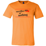 Sacrafice All or Nothing Long Sleeve T-Shirt