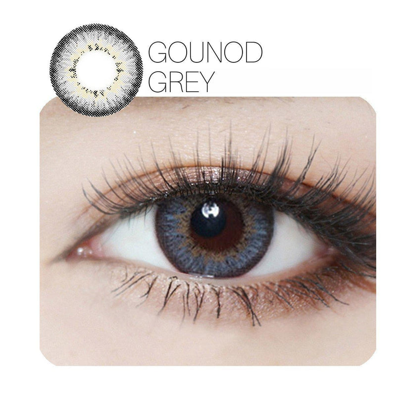 42f628f633 Gounod 5 Colors (12 Month) Contact Lenses - StunningLens