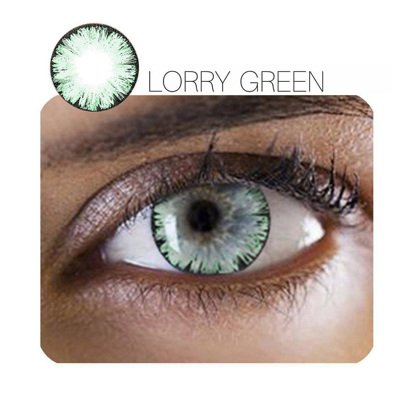 4abb880ef2 Lorry 6 Colors (12 Month) Contact Lenses - StunningLens