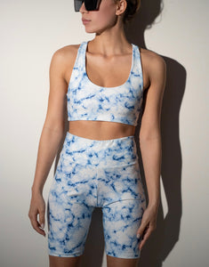 LAUREN Racerback Sports Crop