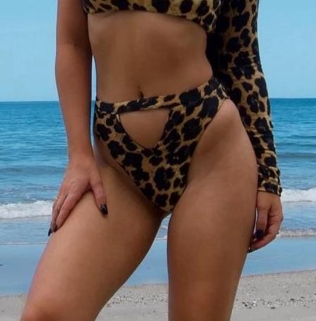 Tala BOTTOM- Leopard Print