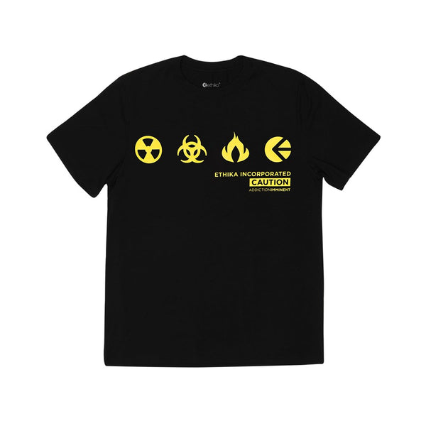 Caution Boys Tee