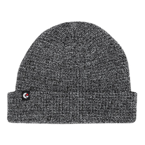 Thermal Knit Beanie Heather Grey