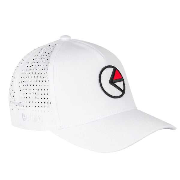 Athletic Dad Hat - White