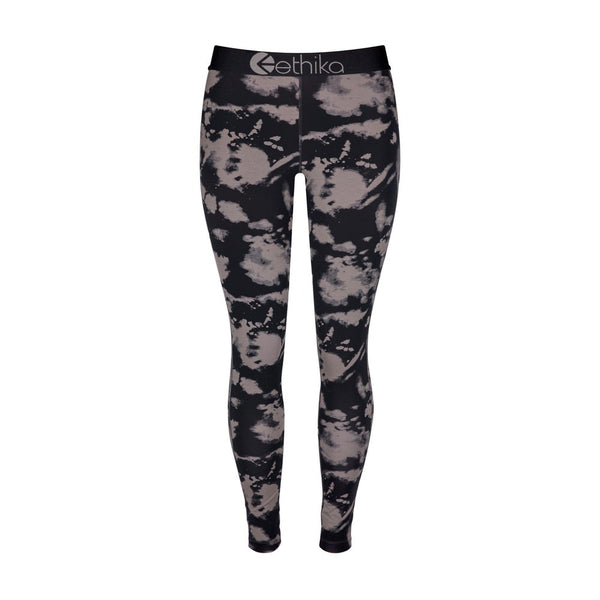 Smoke Dye Girls Leggings