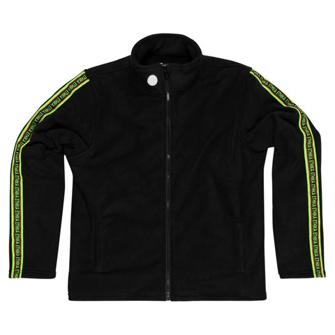 Micro Fleece Jacket Black