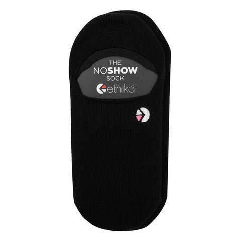 No Show Socks Black Womens