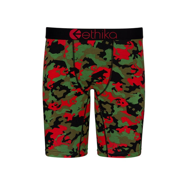 Boys Prey Camo Staple