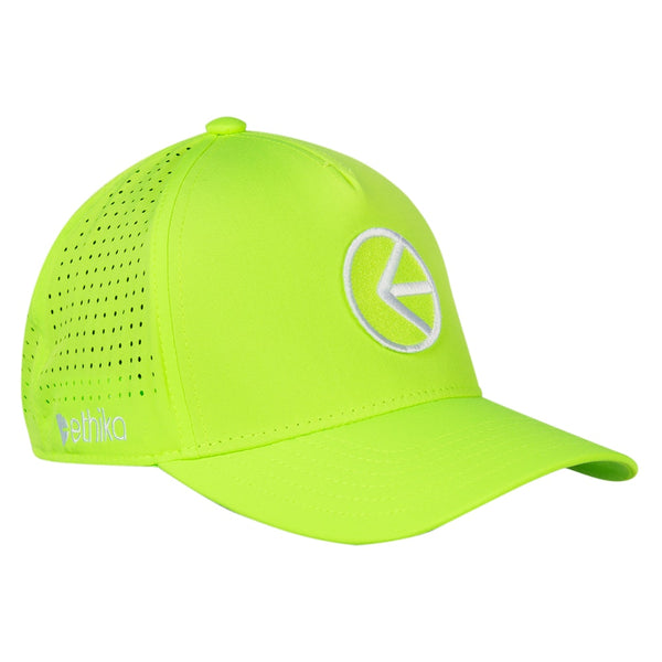 Athletic Dad Hat - Flo Green
