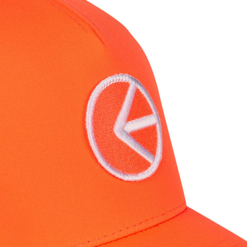 Athletic Dad Hat - Flo Orange