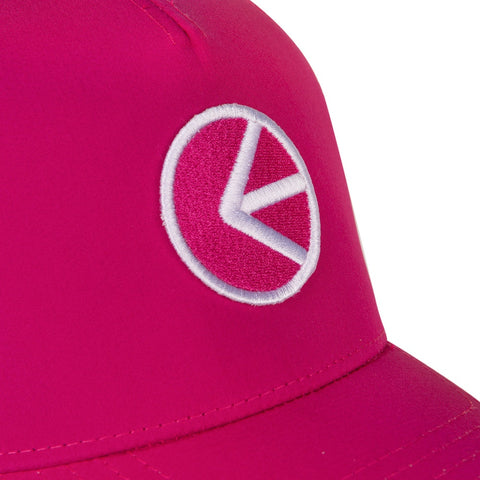 Athletic Dad Hat - Flo Pink
