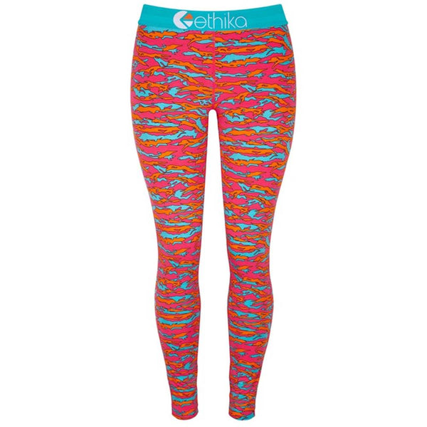 Tiger Pop Women's Leggings