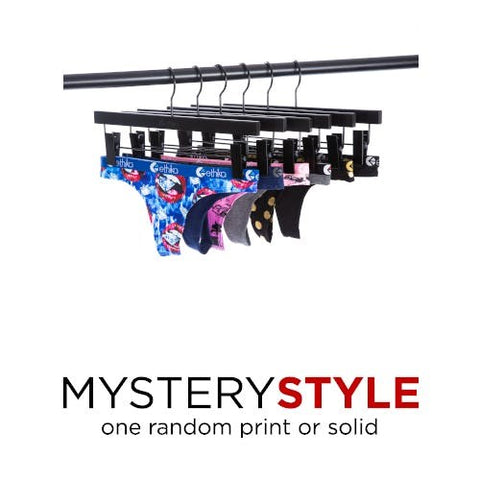 Mystery Womens Thong