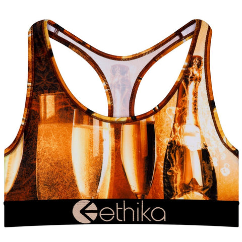 Pop A Bottle Sports Bra