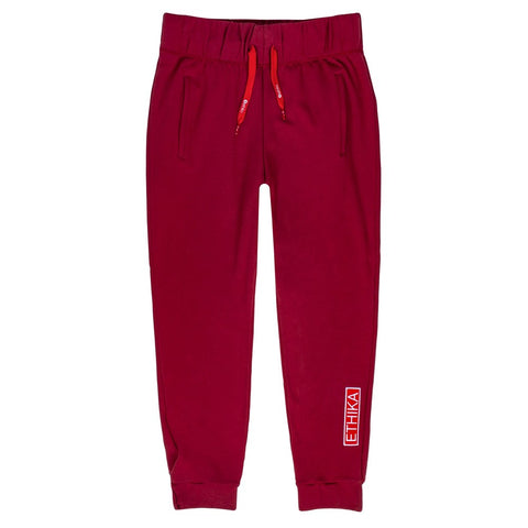 Red Bar Logo Sweatpants