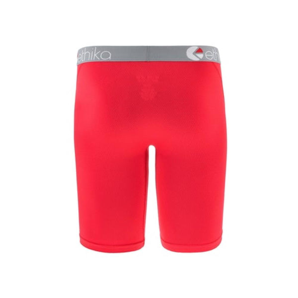 Boys Micromesh Red Staple