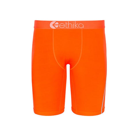 Boys Subzero Neon Orange Staple