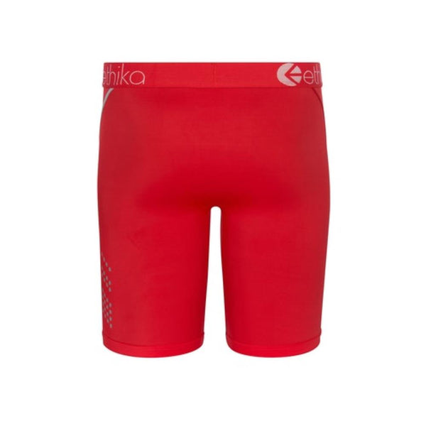 Boys Subzero Neon Red Staple