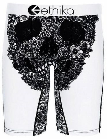 Lace Skull Staple