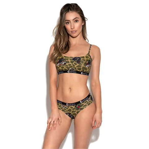 On The Prowl Pullover Bra
