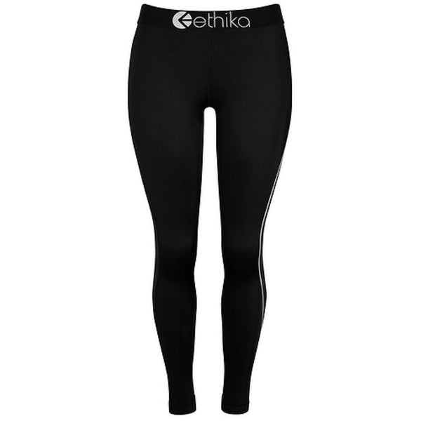 Subzero Black Full Tights