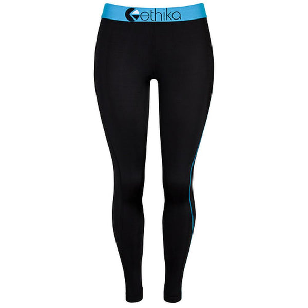 Subzero Blue/Black Full Tights