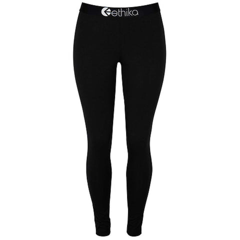 Midnight Black Women's Leggings