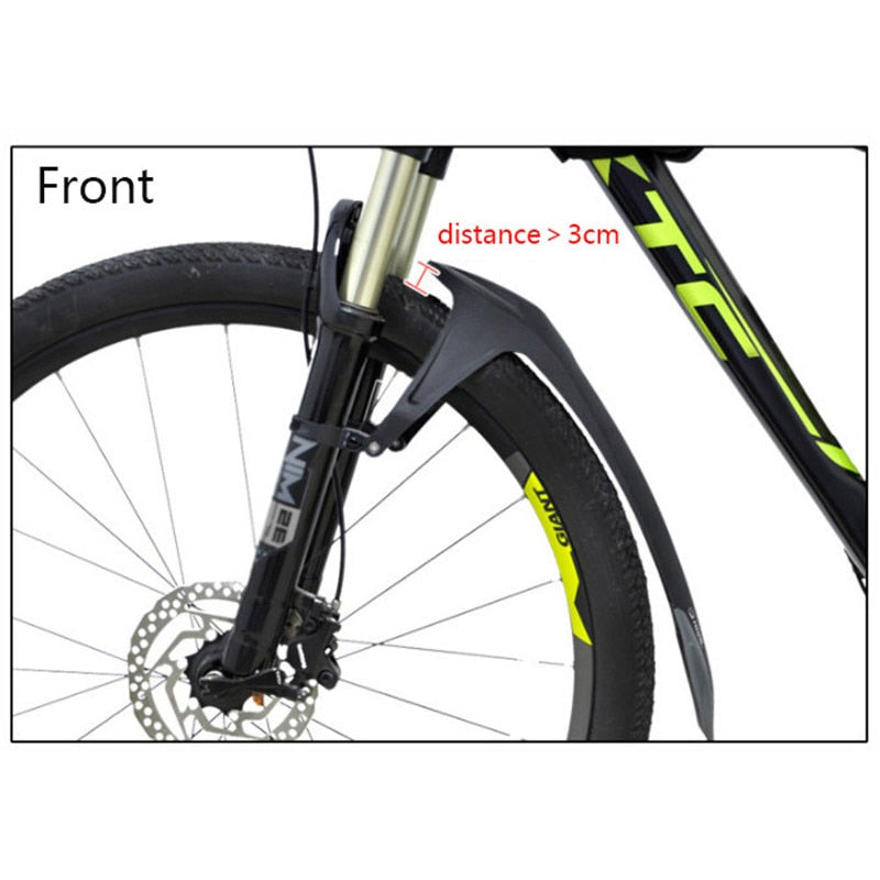 Bicycle Tire Guard