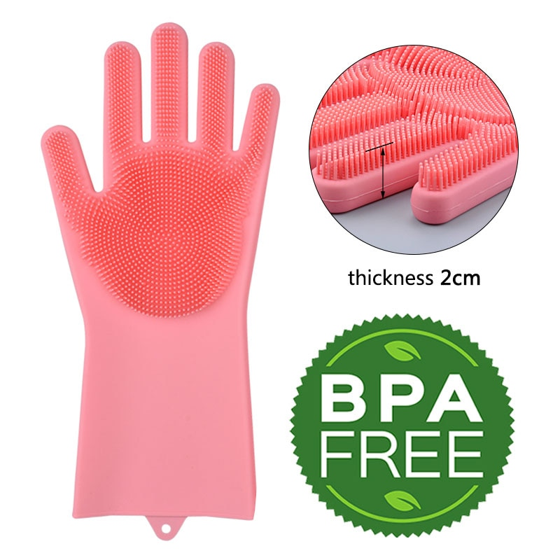 Easy Magic Cleaning Gloves