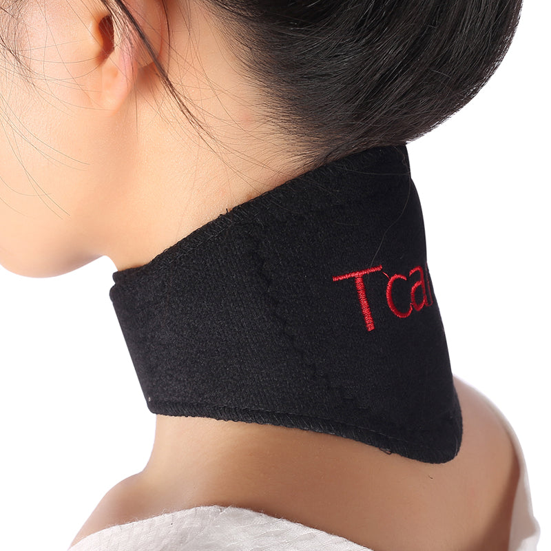 Self-Heating Neck Brace
