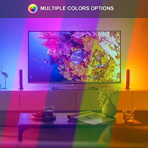 ehomful LED Strip Lights,32.8ft Flexible Light Strip SMD 5050 RGB with 20 Keys Remote Sync to Music,Color Changing LED Lights for Room,Bedroom,TV,Home Party and DIY Decoration