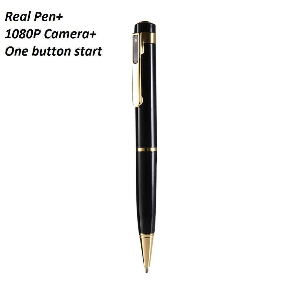 Ehomful The Funny Camera Club E046-Ehomful Full 1080P HD Spy Ballpont Pen Camera