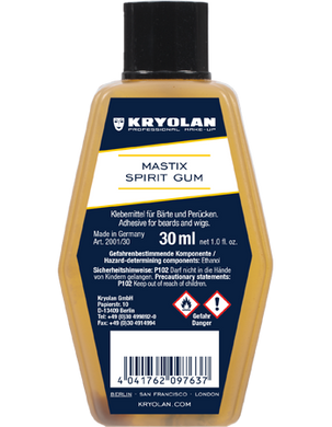 MASTIX SPIRIT GUM 30ml