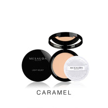 Load image into Gallery viewer, LIGHT VELVET COMPACT POWDER 2019