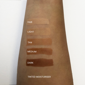 TINTED MOISTURISER (WAR PAINT)