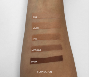 FOUNDATION (WAR PAINT)