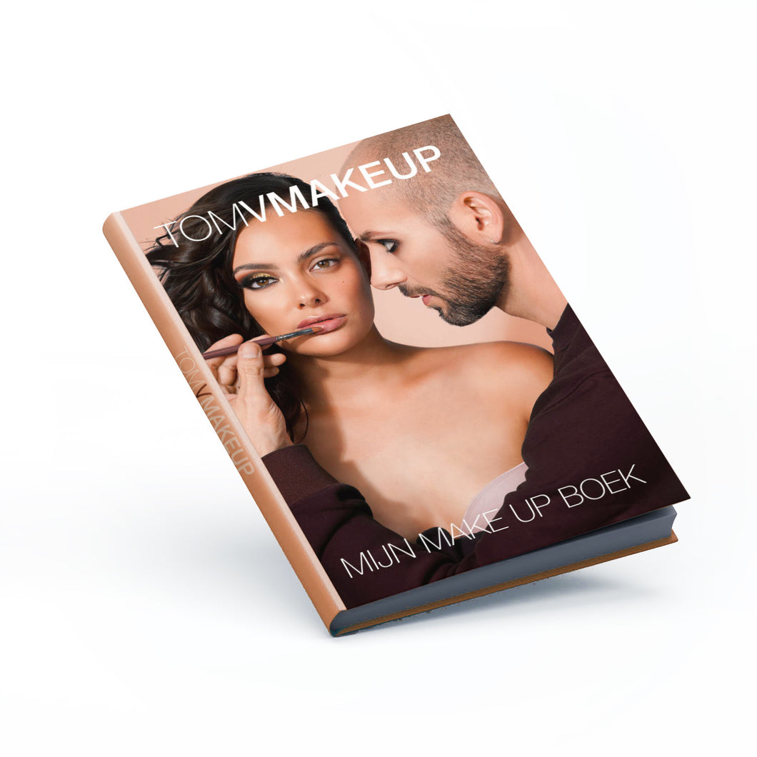 TOMVMAKEUP - Mijn Make-Up Boek