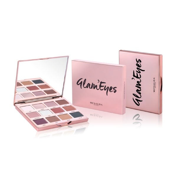 GLAM'EYES - EYESHADOW PALETTE