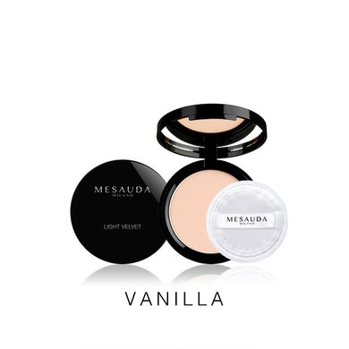 LIGHT VELVET COMPACT POWDER 2019