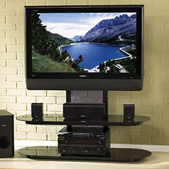 "TV Stand for up to 52"" Plasma/LCD TV - Integrated Mount"