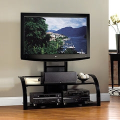 "TV Stand for up to 52"" TVs - Integrated TV Mount"