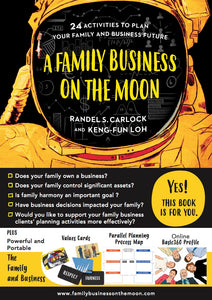 Family Business on the Moon Poster