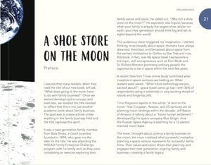 A Shoe Store on the Moon Preface