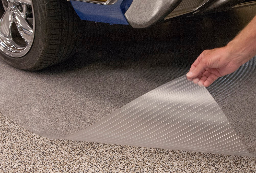 </br></p>Clear Floor Protectors… Insurance for Your Commercial and Residential Flooring Investment