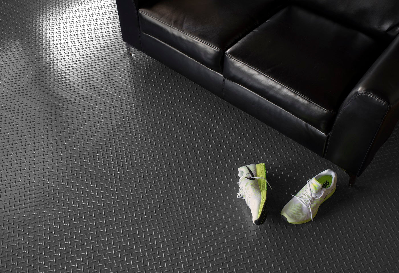 </p><br>The #1 Garage Flooring Evolves Far Beyond Just the Garage