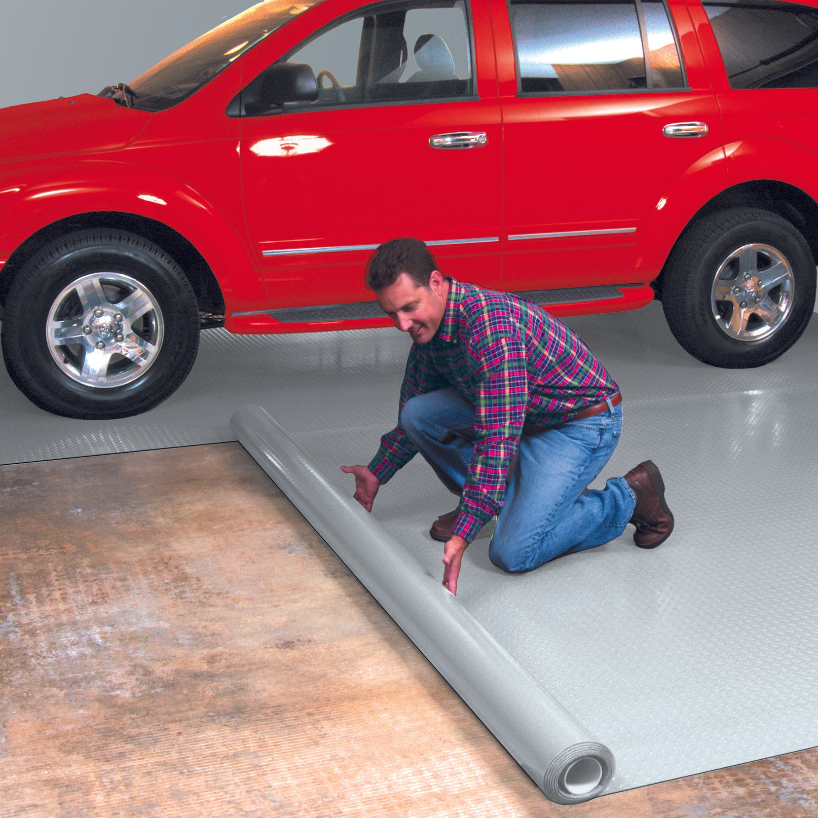 </p><br>The Reviews are in: G-Floor<sup>®</sup> Keeps the Garage 'Ship-Shape'