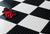 RaceDay® Diamond Tread™ Peel and Stick Tile 95 Mil Polyvinyl